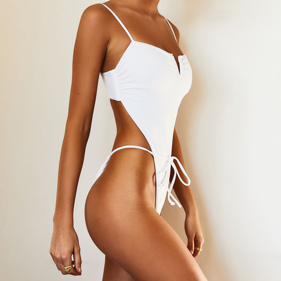 DALTON ONE PIECE - BLANCO