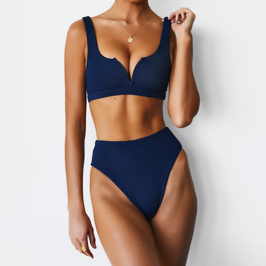 HARVEY TOP - NAVY