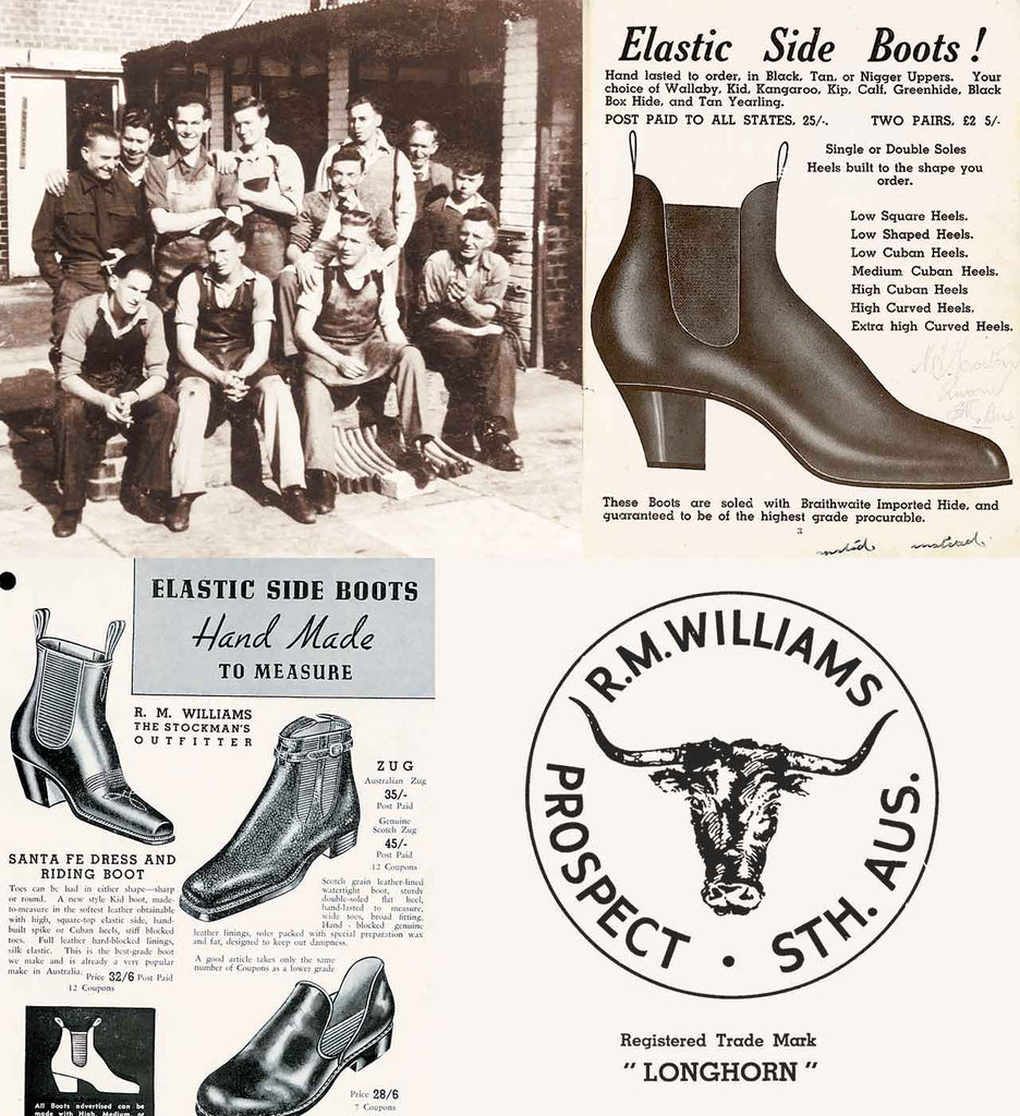 Chelsea Boot - History advertisement