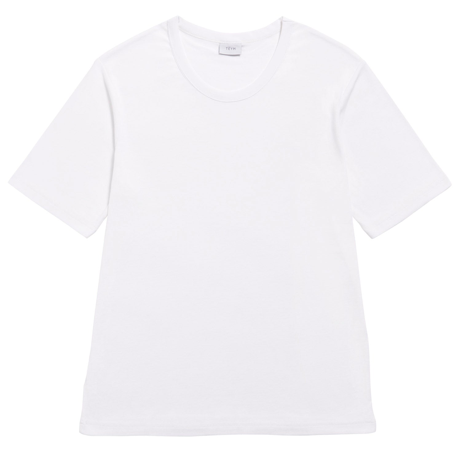 The T-Shirt - Men's - White - Teym