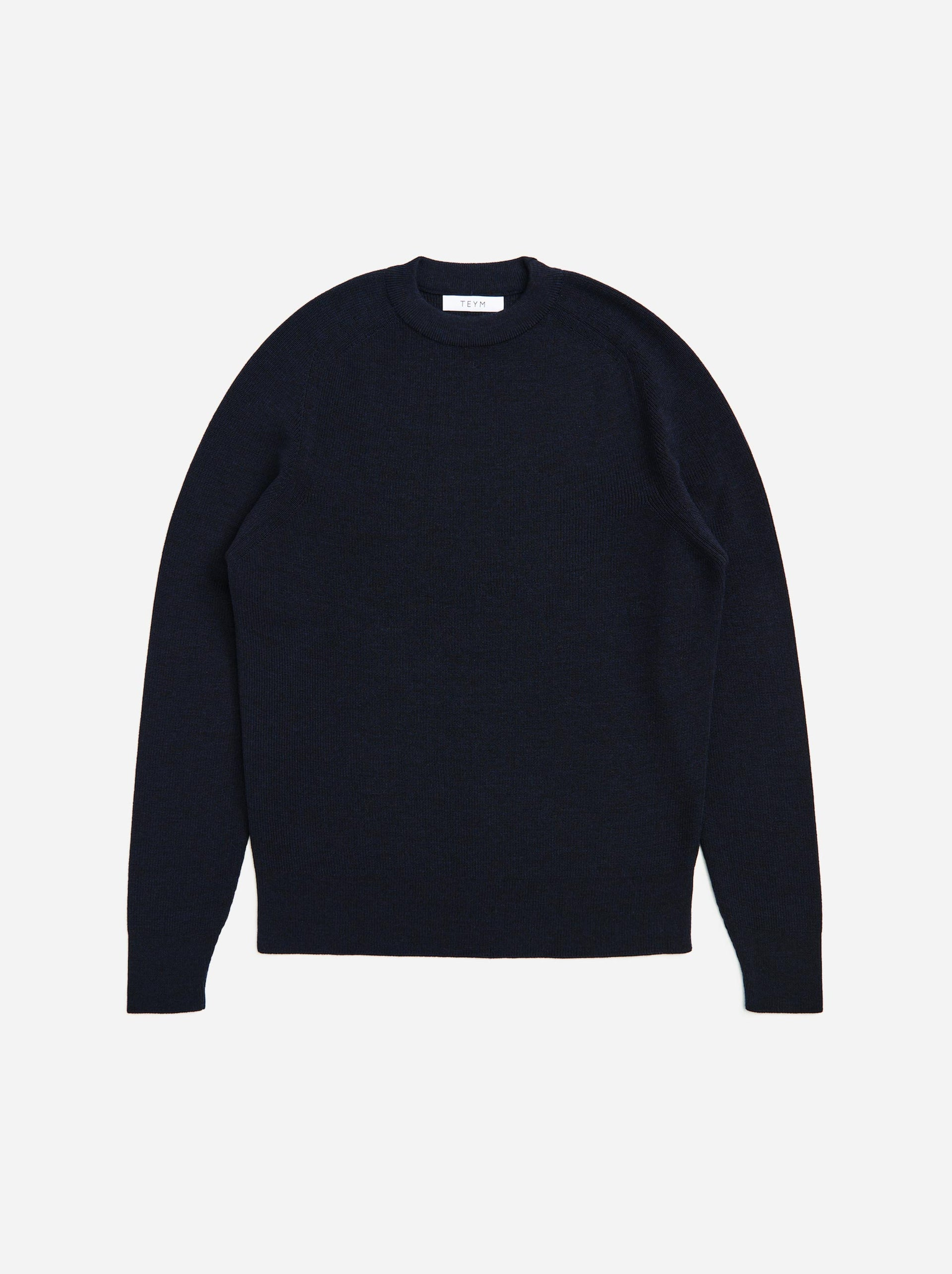 The Crewneck Sweater - Blue