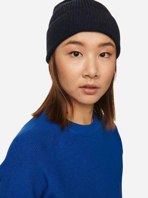The Beanie - Blue
