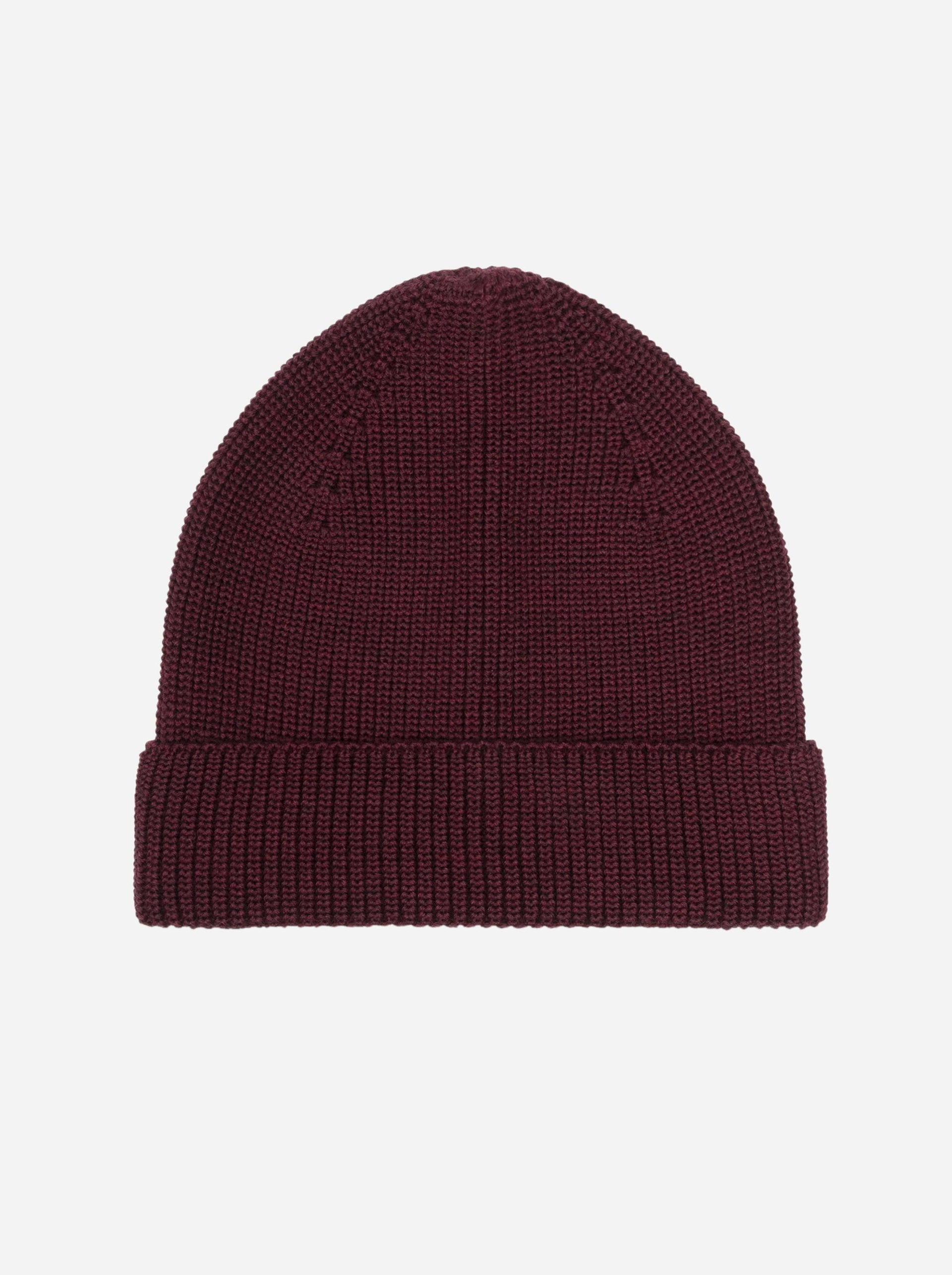 The Beanie - Burgundy