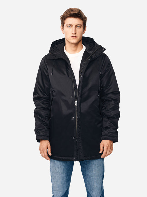 The Parka - Black