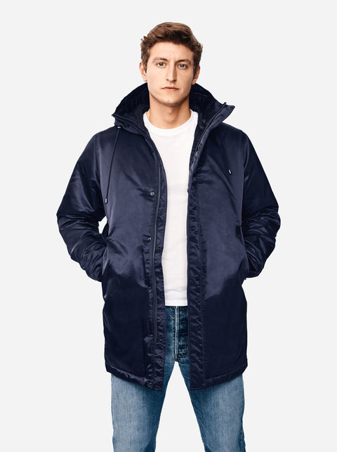 The Parka - Blue