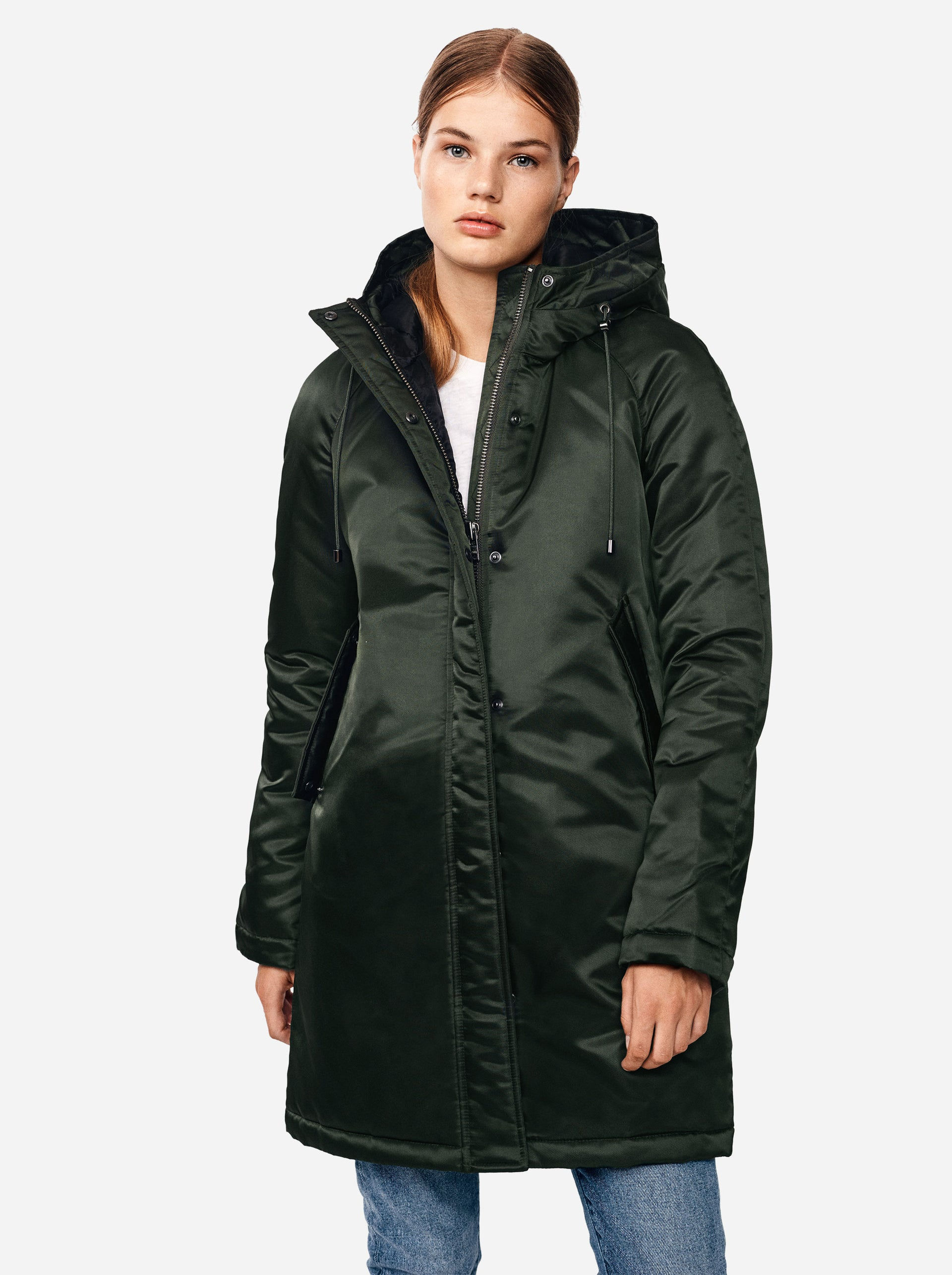 The Parka - Green