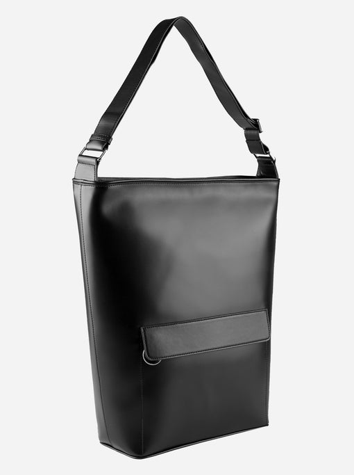 The Shoulder Bag - Black