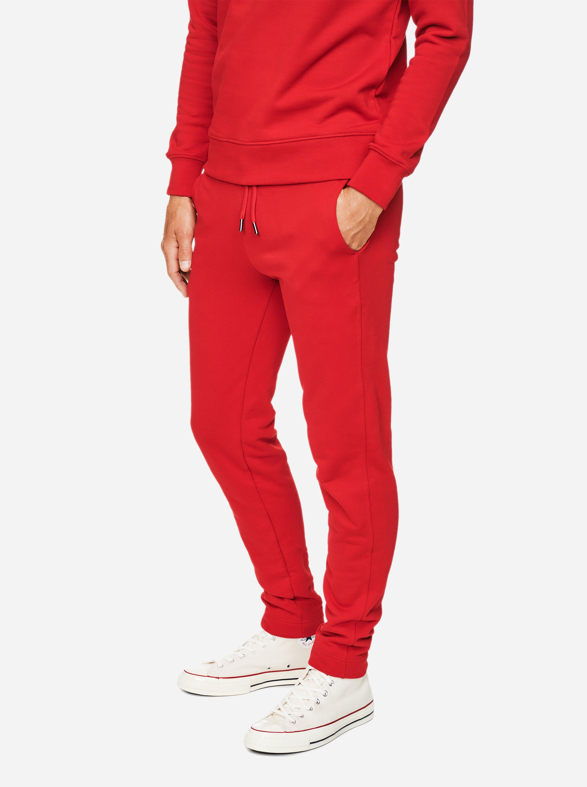 The Sweatpant - Red