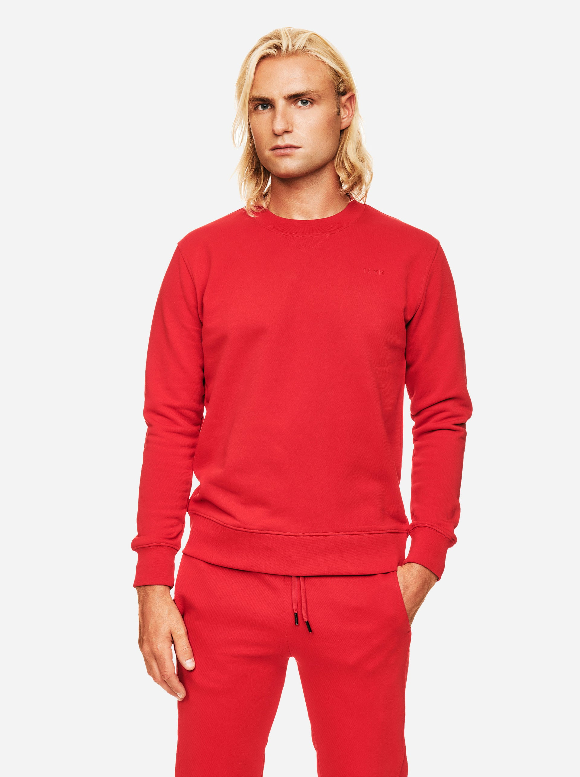 The Sweatshirt - Red
