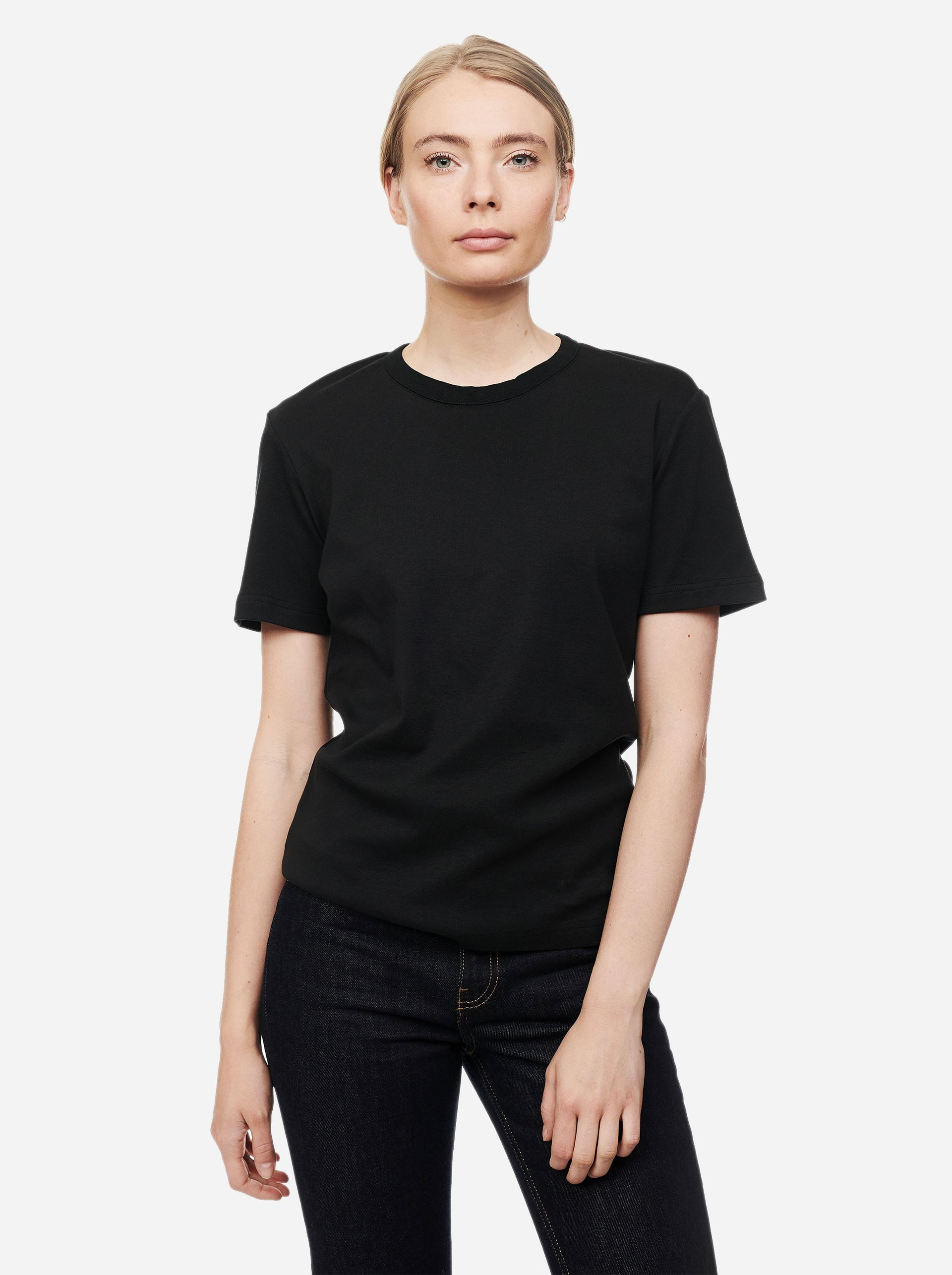 The T-Shirt - Black