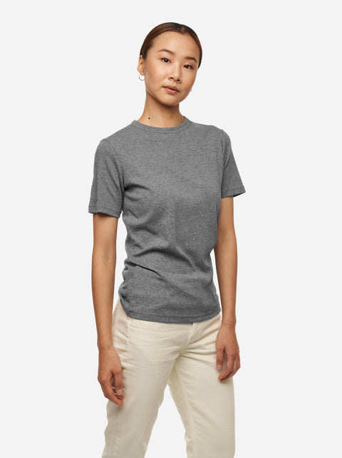 The T-Shirt - Melange Grey