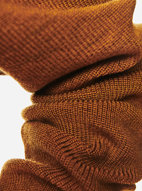 The V-Neck Sweater - Mustard