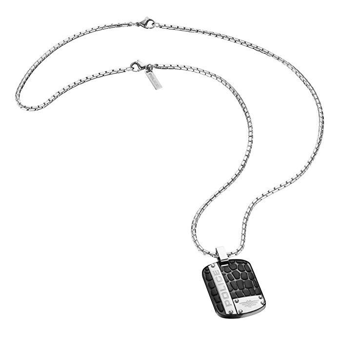 i-watch - Police NECKLACE PJ26062PSB-01