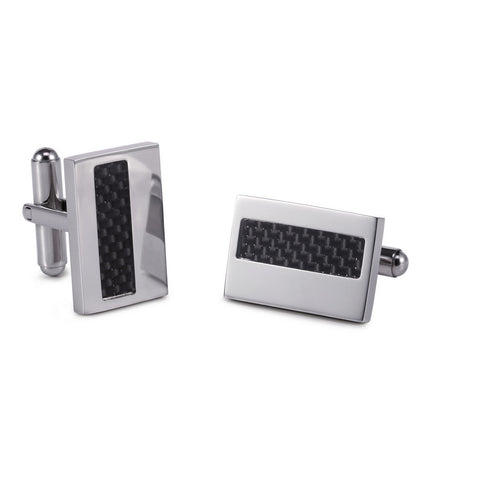 ZJCL001SCF-P CUFFLINKS-ZINK-I-WATCH STORES