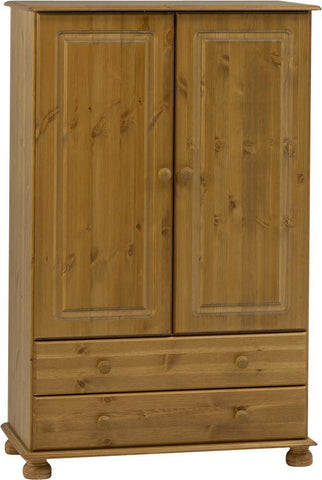 Small Wardrobe With 2 Drawers