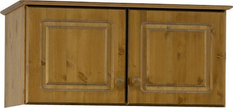 2 Doors Top Box For Wardrobe