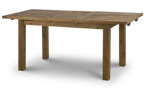 Aspen Reclaimed Pine Extending Dining Table