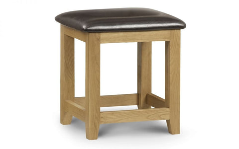 Marlborough Dressing Stool - Fully Assembled