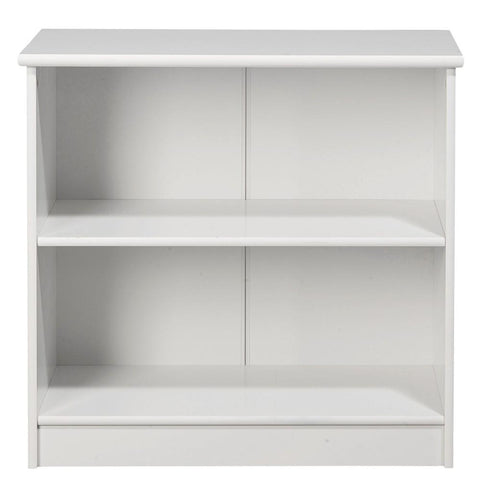 KIDS World Low Bookcase White