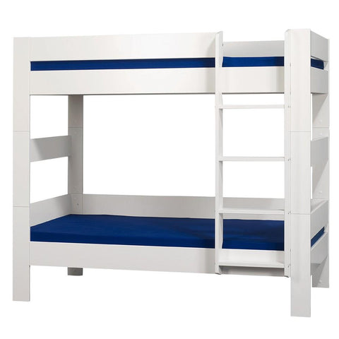 KIDS World Bunk Bed White