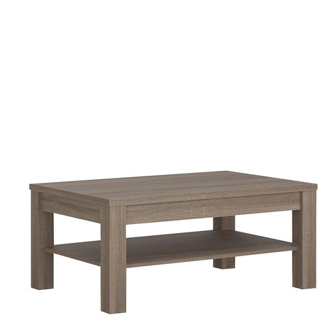 Park Lane Coffee Table in Oak/Champagne