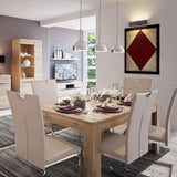 Kensington Extending Dining Table in Oak