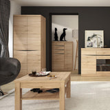 Kensington Tall Wide 2 Door Wardrobe