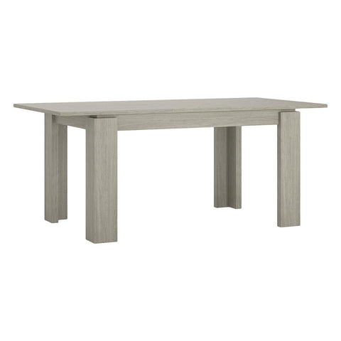 Madras Extending Dining Table in Champagne Melamine