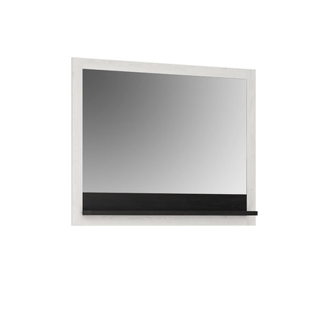 Provence Wall mirror with shelf