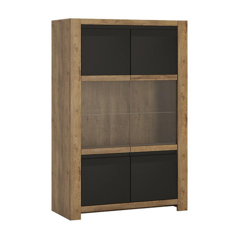 Havana 2 door display cabinet