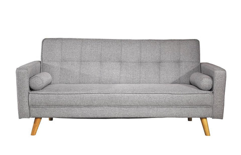 3 Seater Boston Fabric Sofa Bed