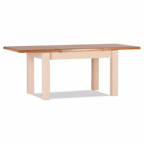 Jenison Oak 1.3 Metre Butterfly Dining Table