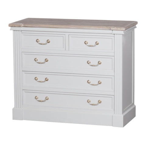 Liberty Collection Two Over Three Chest Of Drawers