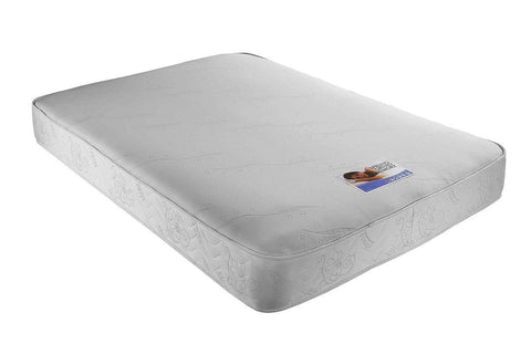 "Orthopaedic Bonnel Coil Spring Mattress - 9"" Deep"