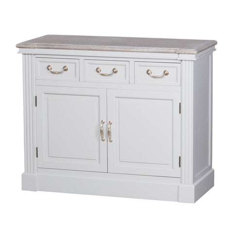 Liberty Collection 3 Drawer 2 Door Sideboard