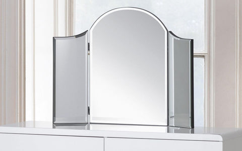Canto Curved Dressing Table Mirror