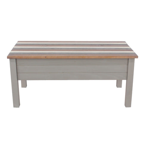 Corona Pine Premium Vintage Effect Coffee Table