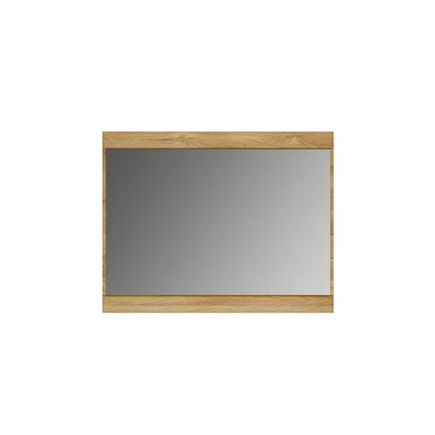 Cortina Mirror in Grandson Oak Finish