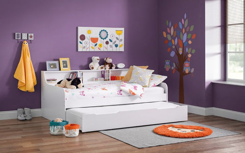 Grace Kids Daybed - White Finish