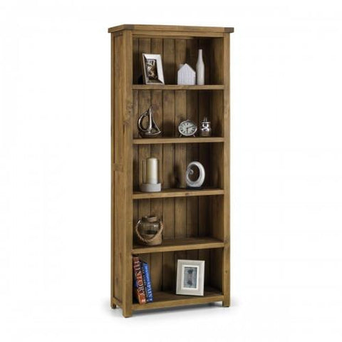 Aspen Tall Bookcase - Fully Assembled