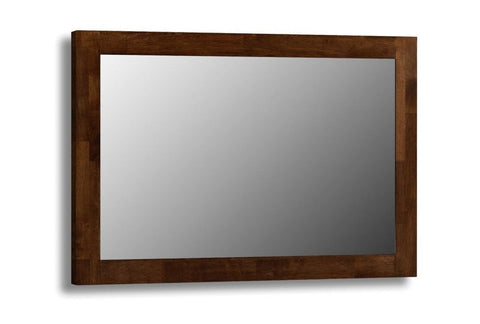Minuet Wall Mirror - Fully Assembled