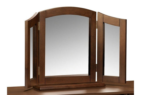 Minuet Triple Mirror - Fully Assembled