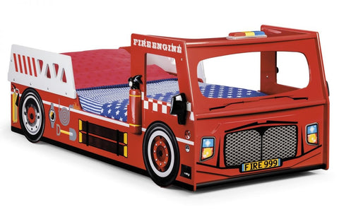 Samson Fire Engine Bed Kids Bed