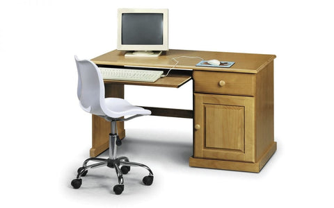 Pickwick Study Desk With Pull Out Shelf