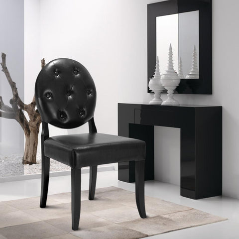 Tufted Luxury Dining Chair