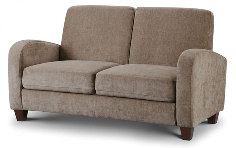 Vivo Sofa in Mink Chenille (1,2 & 3 Seater)