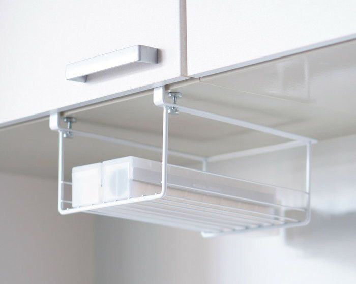SPLUCE hanging rack white SPH-3