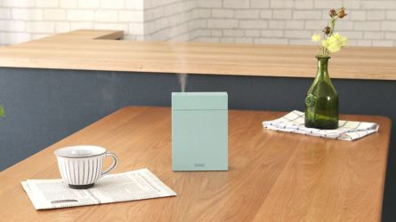 PRISMATE Rechargeable Portable Humidifier long PR-HF028