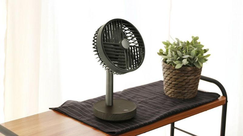 plus more Rechargeable Mini Living Fan MO-F007