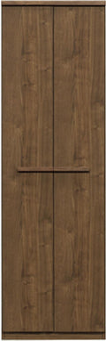 Daniel Walnut 60 Wardrobe